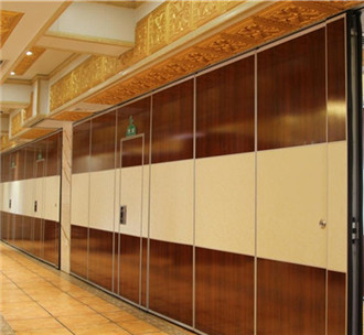 restaurant movable partitions