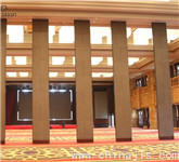 start hotels foldable partition