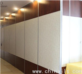 folding partition wall system