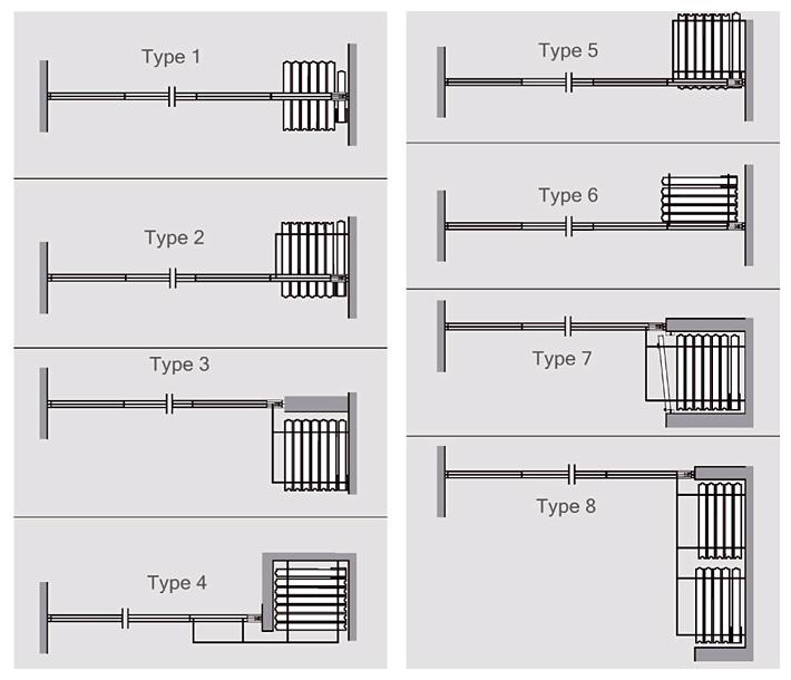 Type100 Operable Partitions Movable Partition Operable
