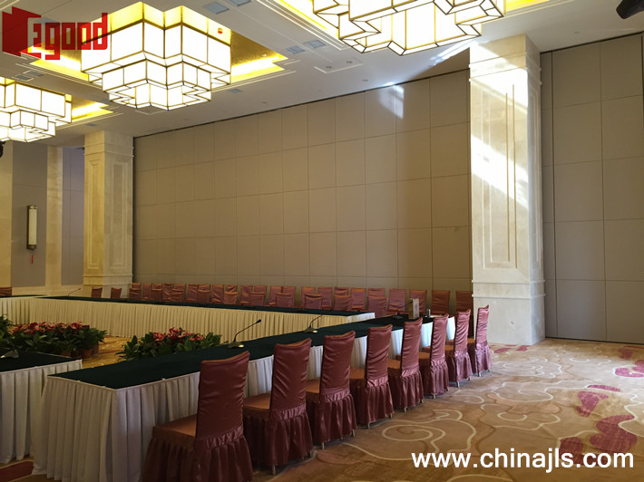Dunhuang Landmark international hotel operble wall project