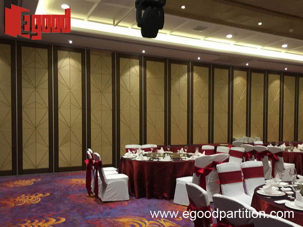 Pullman Hotel movable partition project