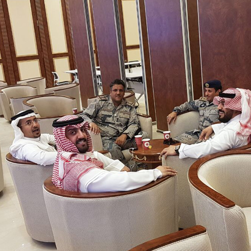 Saudi Border Guards- Prince Mohammed bin Nayed Academy