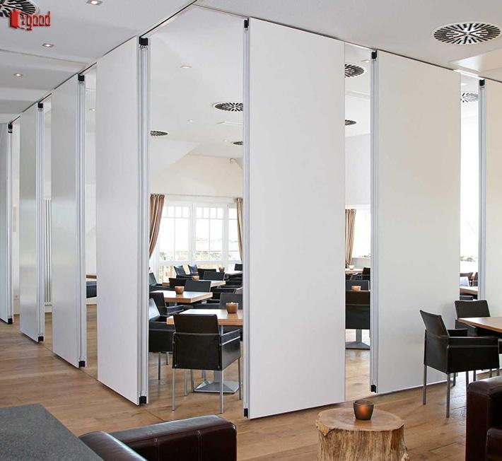 Egood partition, movable wall, operable partition , glass movable partition, Hotel partition