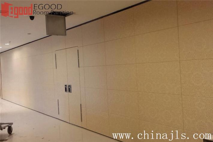 Operable wall project in International hotel project