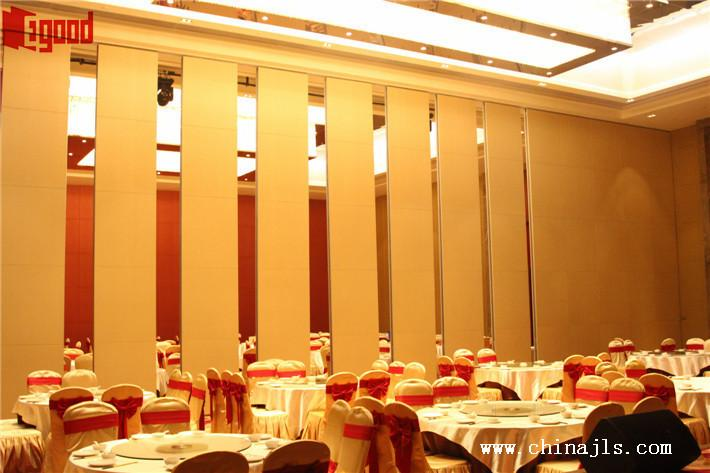 banquet hall operable wall